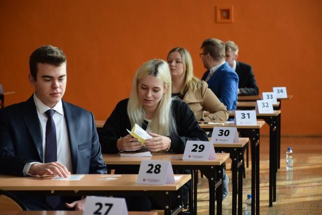 Matury w Liceum Ogólnokształcącym w Sępólnie Krajeńskim
