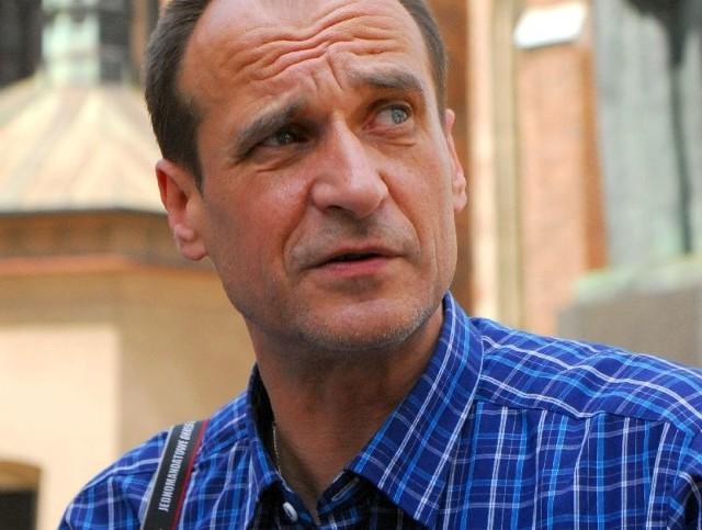 Paweł Kukiz obecnie wybiera się z koncertami na Pomorze.