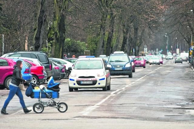 Ulica Piłsudskiego ma być zmodernizowana na całym odcinku - od skrzyżowania z ul. Pileckiego aż do ul. Rolnej