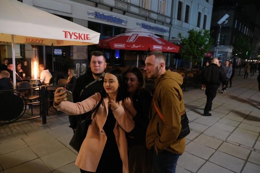 Na ulicy Mariackiej w Katowicach wszyscy bawili się jak...