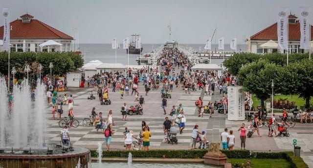 Bon turystyczny można wykorzystać nawet w trakcie jednodniowej wycieczki np. do Sopotu.