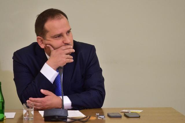 Tomasz Arabski prawomocnie skazany za organizację lotu do Smoleńska w 2010 roku.