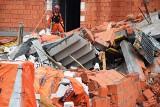 Bielsko-Biała: Zawalił się 3-kondygnacyjny blok. To nie był wypadek? WIDEO + ZDJĘCIA