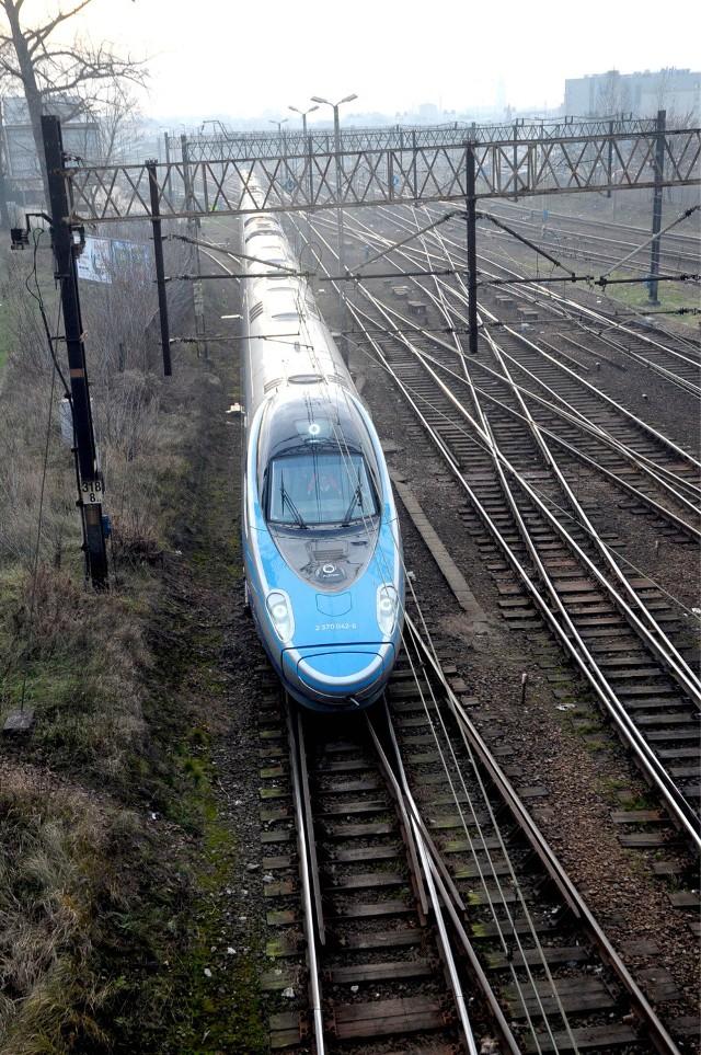 Pociągi Pendolino już wkrótce także w Bielsku-Białej i Gliwicach