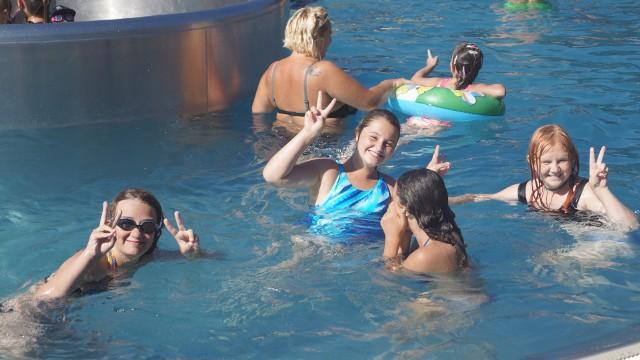 Tłumy na kąpielisku w Jastrzębiu. To walka z upałem
