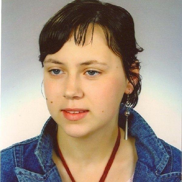 Magdalena Krywalska ma 18 lat