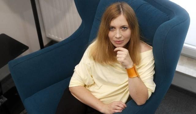 Magdalena Pilecka, psycholog, psychoterapeuta rodzinny i dziecięcy z Centrum Terapii Rodzin z Rzeszowa DIALOG