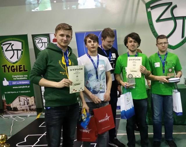 Białostoccy studenci z sukcesami na Robotic Tournament 2016.