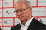 Trener Franciszek Smuda jest daleko od emerytury