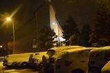 IMGW ostrzega: Uwaga, intensywne opady śniegu! Ostrzeżenie przewiduje, że śnieg będzie padać prawie całą dobę. Spadnie go nawet do 25 cm