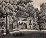 Muzeum Czartoryskich w Puławach. Unikatowe zdjęcia Domu Gotyckiego z XIX i XX wieku. Zobacz koniecznie