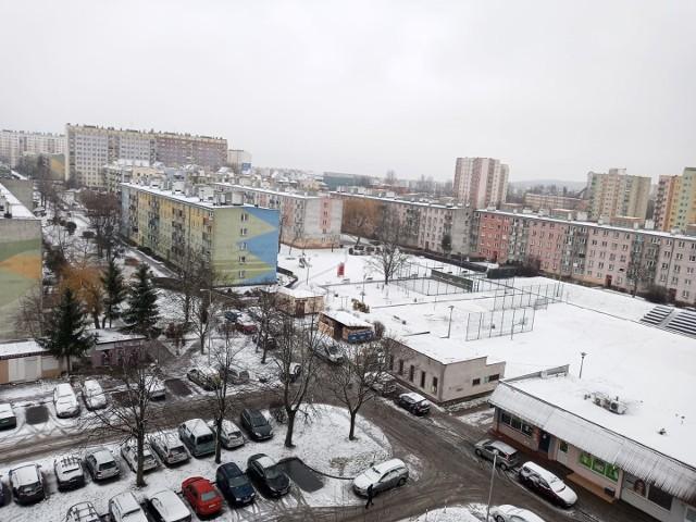 Zima w Koszalinie (i w regionie)