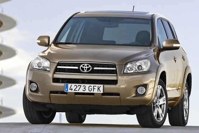 Toyota RAV4 po faceliftingu