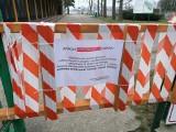W Pabianicach wyremontowano dojazd do Lewitynu, ale Lewityn zamknięty...