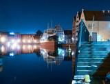 Gdańsk nocą w święta! Puste centrum i Obwodnica Trójmiasta. Zobacz niezwykłe zdjęcia!