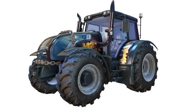 Farm Machines Championships 2014Farm Machines Championships 2014: Brakuje tylko driftu snopowiązałką...