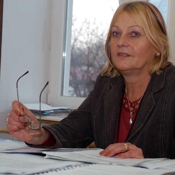 Naczelnik wydziału ochrony środowiska Hanna Ryś: - Regulacja nie zapobiegnie stratom przy wielkich powodziach, ale zniweluje skutki mniejszych wylewów.