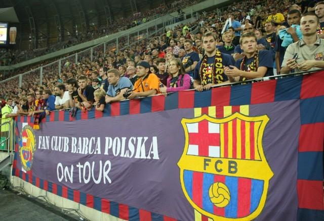 MECZ FC BARCELONA - REAL SOCIEDAD - PUCHAR KRÓLA - PÓŁFINAŁ