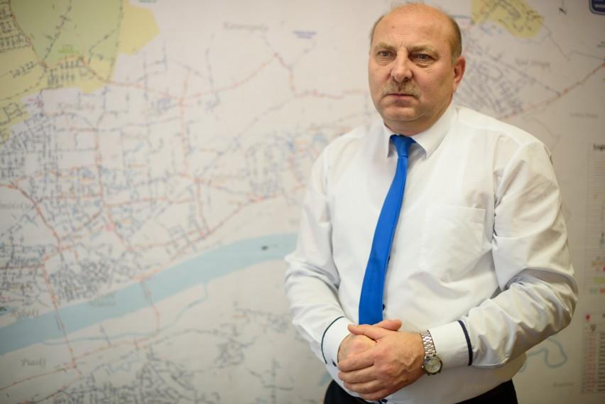 Władysław Majewski, prezes Toruńskich Wodociągów