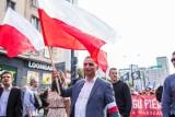 Nie będzie delegalizacji Stowarzyszenia Marsz Niepodległości. Bąkiewicz: Wnioski były elementem politycznej hucpy