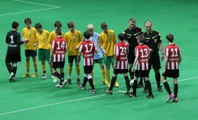 Młodzi piłkarze po raz kolejny zagrają w hali Gdynia Arena