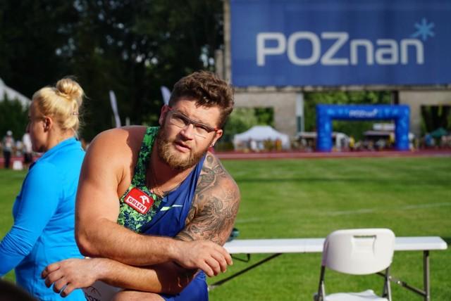 Jednym z bohaterów 97. MP w lekkiej atletyce w Poznaniu (24-26 czerwca) może być trenujący kiedyś w stolicy Wielkopolski czterokrotny mistrz świata w rzucie młotem, Paweł Fajdek