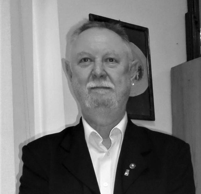 """Nie żyje Krzysztof Sowa, prezes Towarzystwa Śpiewu """"Halka"""" w Bydgoszczy."""