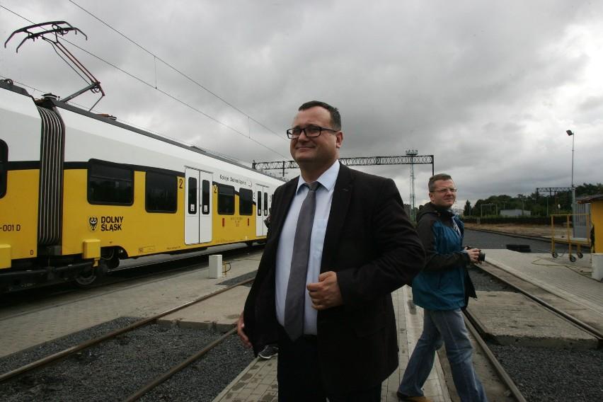Piotr Rachwalski znów został wybrany na prezesa Kolei...