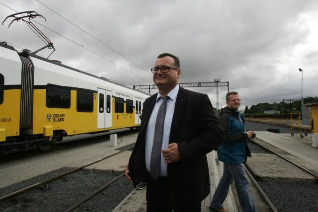 Piotr Rachwalski znów został wybrany na prezesa Kolei Dolnośląskich