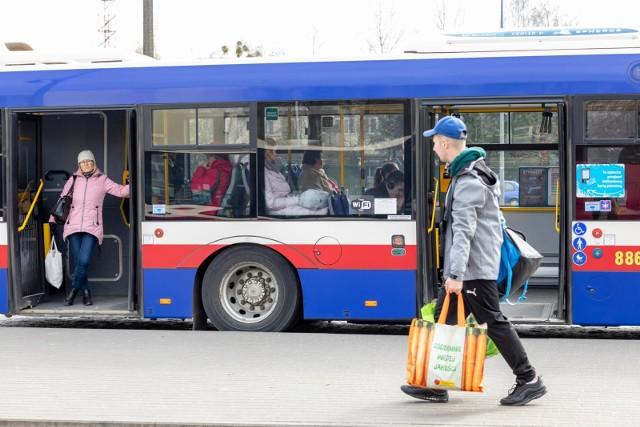 Od 1 października nieco zmieni się m.in. trasa autobusów linii nr 92.