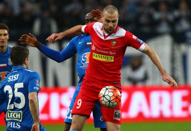 Kilka lat temu Michał Fidziukiewicz grał przeciwko Lechowi w ekstraklasie