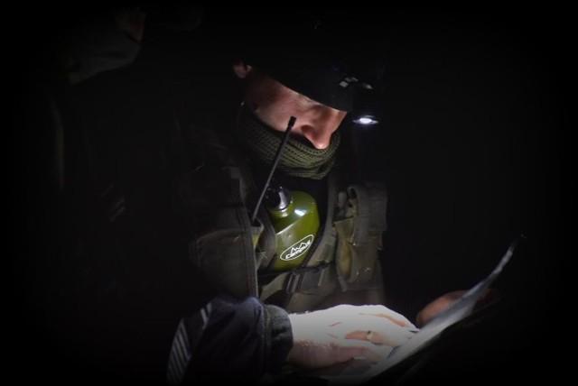Ćwiczenia żołnierzy