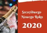 Życzenia noworoczne na Facebooka na rok 2020. Wyślij przyjaciołom graficzne najpiękniejsze życzenia na Nowy Rok 2020 przez Messengera