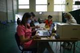 W Tucholi w hali OSiR szczepią na potęgę. Dla zdrowia nas wszystkich