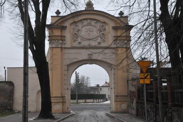 Brama Krośnieńska zwana też Piastowską
