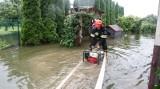 Alarm przeciwpowodziowy w 12 podkarpackich powiatach oraz w Przemyślu