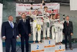 Brązowy medal dla skarżyszczanki Julii Domagały na mistrzostwach Polski karate