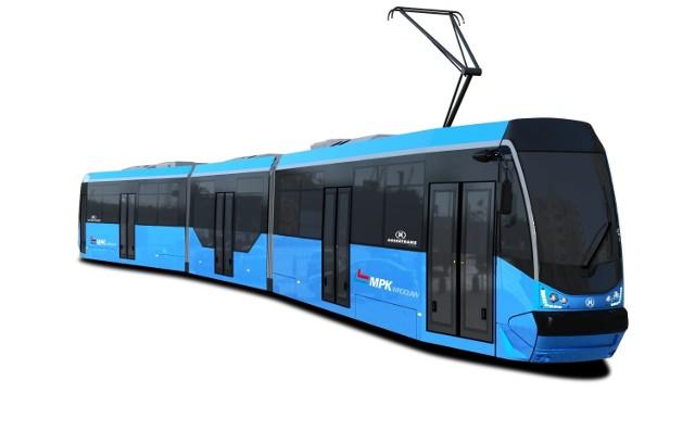 Nowy kolor wrocławskich tramwajów. MPK Wrocław.
