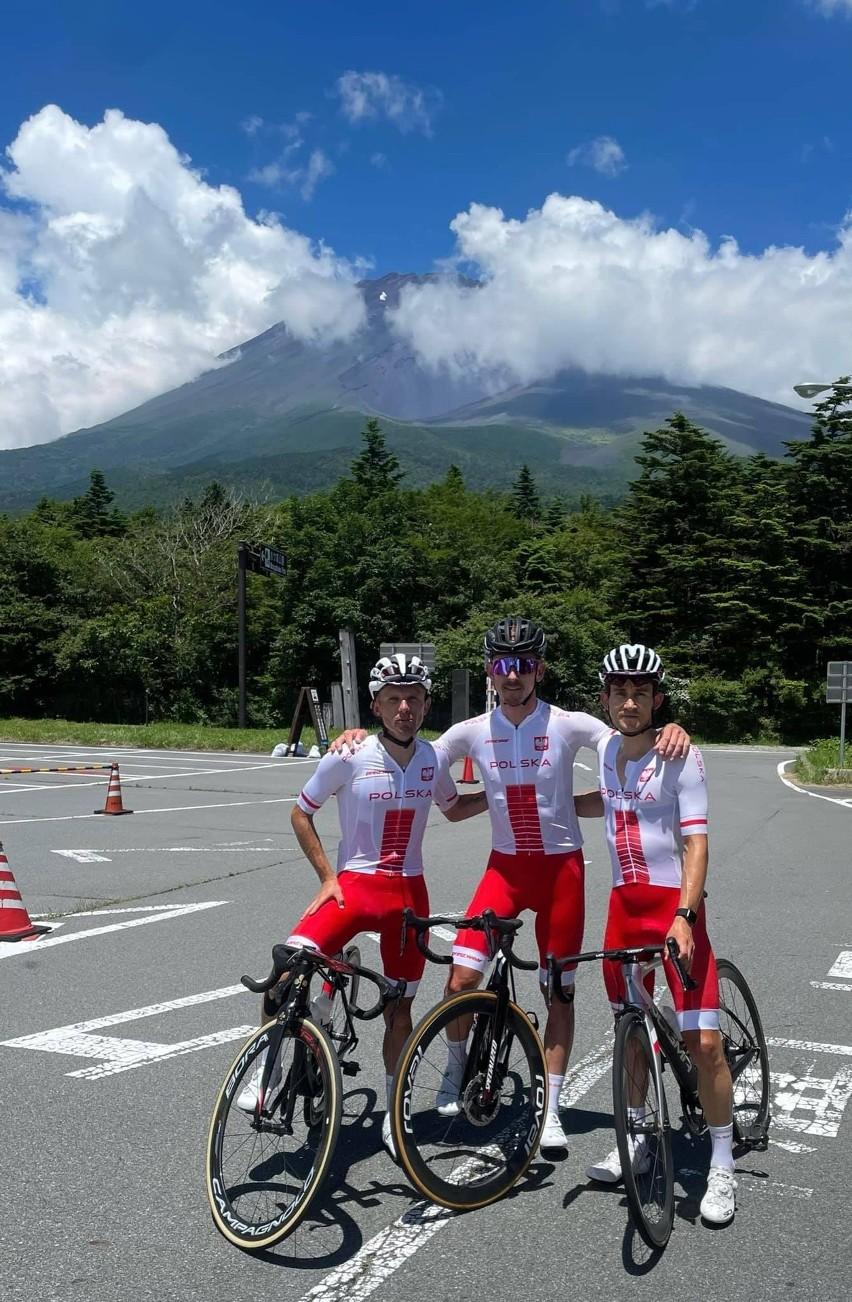 Tokio 2020: Polscy kolarze bez medalu, mistrzem olimpijskim został Ekwadorczyk Richard Carapaz