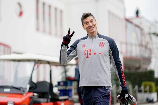 Lewandowski strzelił w tym sezonie już 13 goli, ale w Lidze Mistrzów tylko dwa.