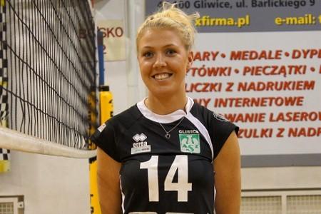 Magdalena Kluza podpisała kontrakt z Chemikiem II.