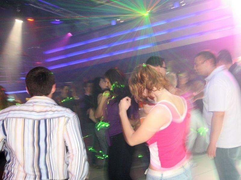 Zdjecia z imprezy (18 kwietnia) w slupskim klubie Miami Nice.