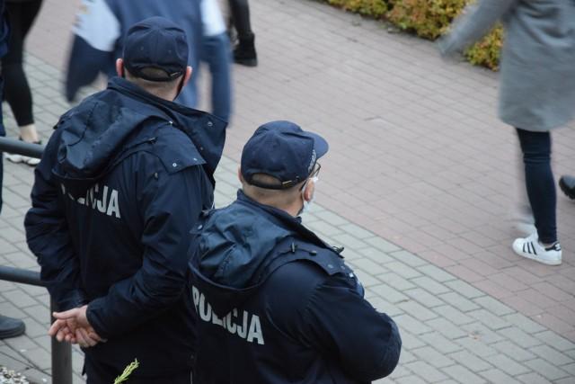 Policja zapowiada częstsze monitorowanie sępoleńskiego molo