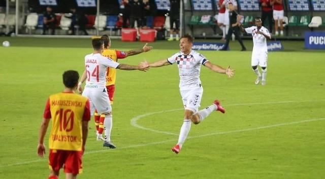 W sierpniu Jaga przegrała w Zabrzu 1:3 w Pucharze Polski. Oby w lidze było lepiej.