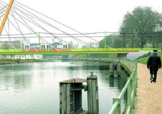Już wkrótce most będzie gotowy