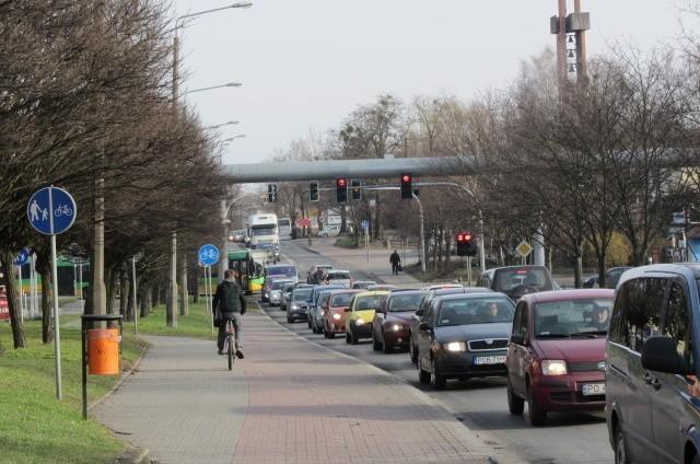 Według rankingu Poznań jest najbardziej nieprzyjaznym miastem dla kierowców