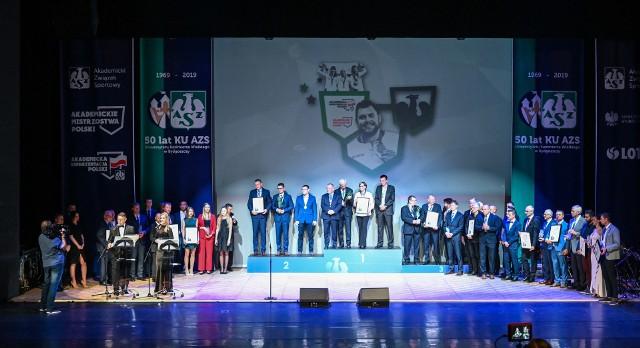 Gala Sportu Akademickiego odbyła się w tym roku w Bydgoszczy