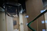 Ul. Broniewskiego 9. Śmiertelna ofiara pożaru. Spłonęła 42-letnia kobieta (zdjęcia, wideo)