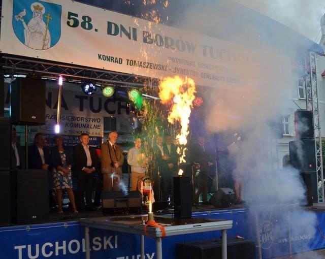 Dziś (niedziela) wieczorem na finał Dni Borów Tucholskich wystąpi zespół Dżem. Wcześniej mieszkańcy bawili się na licznych imprezach.  >> Najświeższe informacje z regionu, zdjęcia, wideo tylko na www.pomorska.pl