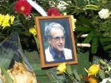 Pogrzeb Aleksandra Dobrzyckiego. Na Sępolnie pochowano byłego dyrektora XIV LO (ZDJĘCIA)